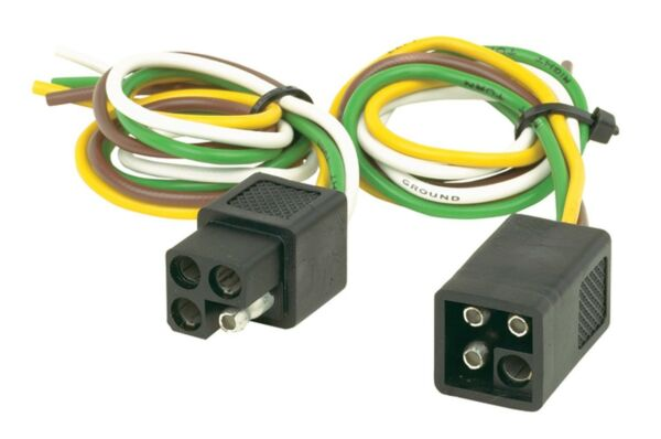 Trailer Connector Kit Hopkins Manufacturing 11147975 For