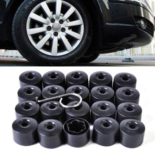 1 von 1 - RadSchraubenKappen Radbolzen Abdeckung 1K0601173 für VW Jetta Golf MK5 POLO NEU