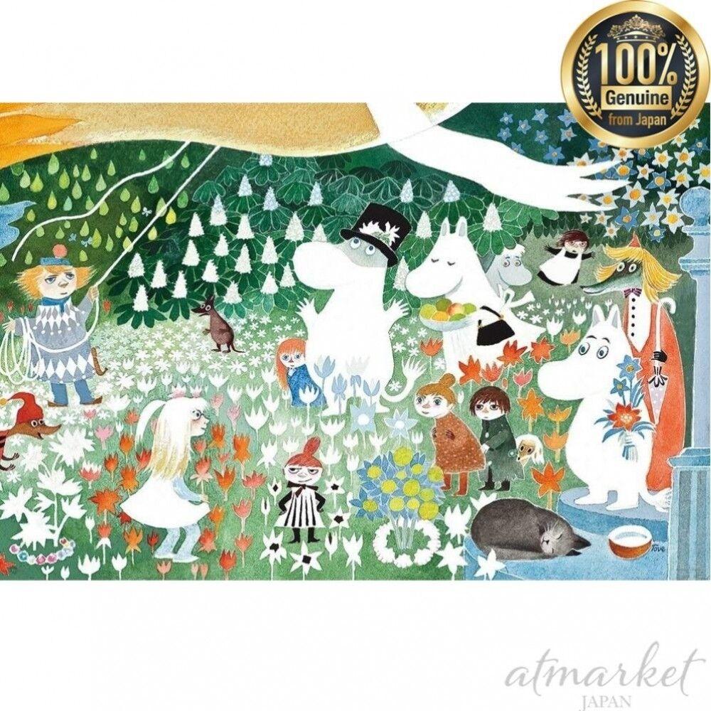 1000 Piece Jigsaw Puzzle Moomin The Dangerous Journey (50 x 75 cm) 10-1289 JAPAN