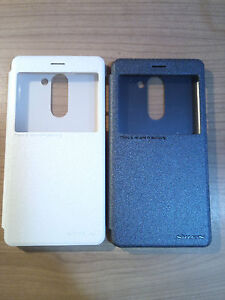 Huawei Honor 6X Flip  ETUI Schutzhülle Bumper Case Tasche Cover f. Handy