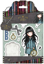 Gorjuss The White Rabbit Doll Stamp Set by Santoro London