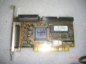 TEKRAM SCSI CARD 64BIT DRIVER DOWNLOAD