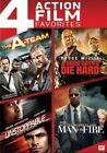 a Team/good Day to Die Hard/unstoppab - DVD Region 1