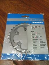 Shimano Alfine S500 S501 Bicycle Chainring 130mm BCD 1x 9 Speed Aluminum