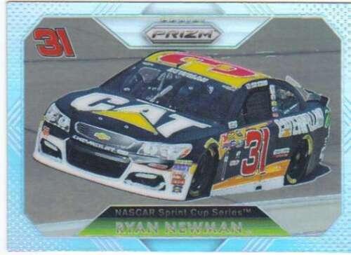 2016 Panini Prizm Racing Silver Prizm Refractor #54 Ryan Newman  NASCAR