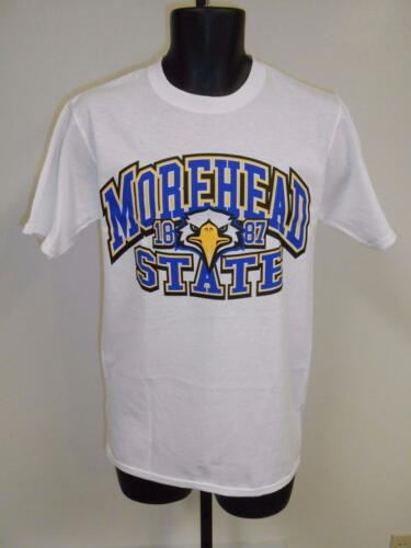 NEW MOREHEAD STATE EAGLES ADULT MENS SIZE S SMALL SHIRT 75BF