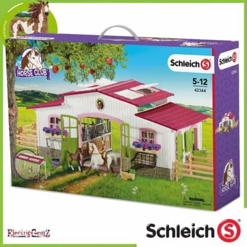 Schleich Cavallo Club Riding Centre Playset con Rider Figura e cavalli