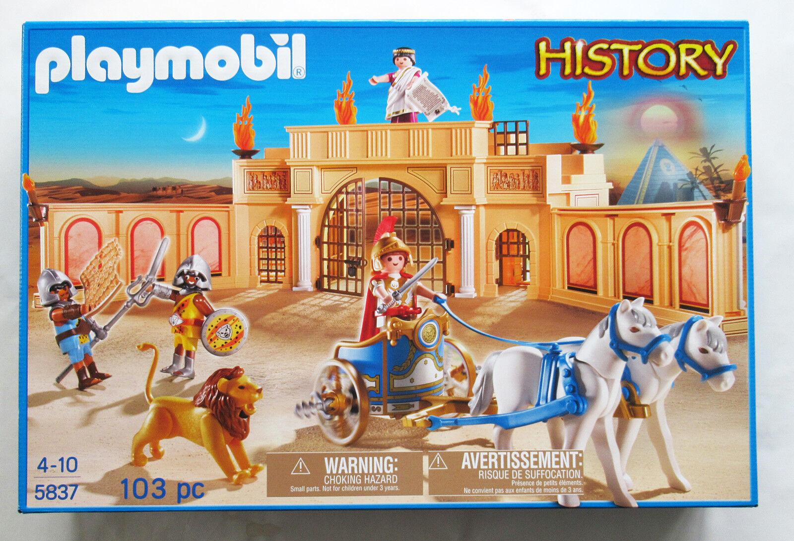 PLAYMOBIL 5837 - Römische Wettkampfarena - Neu & OVP