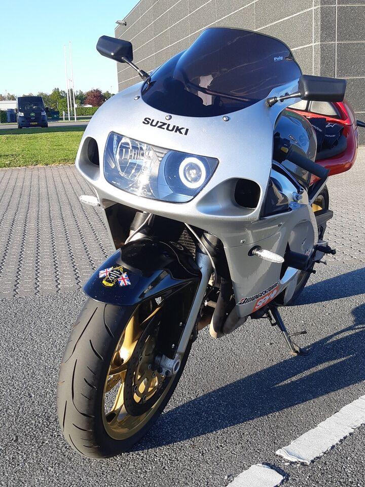 Suzuki, GSXR600 SRAD SEMI NAKED, - dba.dk - Køb og Salg