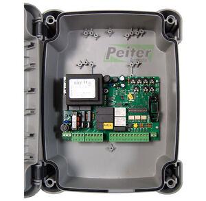 Bonito Mindy A60 Control Board Para Dos 230 Vac Motor Con Caja