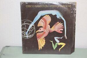 Chico Hamilton - Peregrinations LP EX Vinyl Blue Note