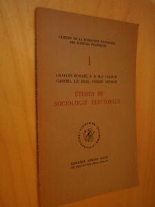 Charles-Moraze-Mac-Callum-Gabriel-Le-Bras-Etudes-de-sociologie-electorale-1947