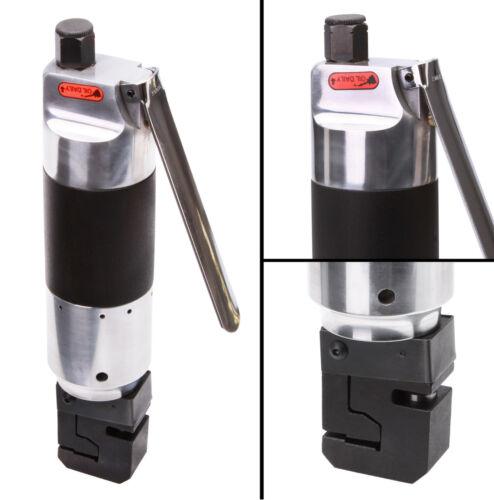 Druckluft Absetzzange 8 mm Lochzange Zange Falzgerät Falzzange Blechzange