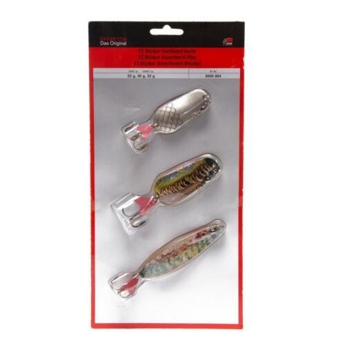 Dam Effzett Pike Spoon Assortment Fishing Gear Multi