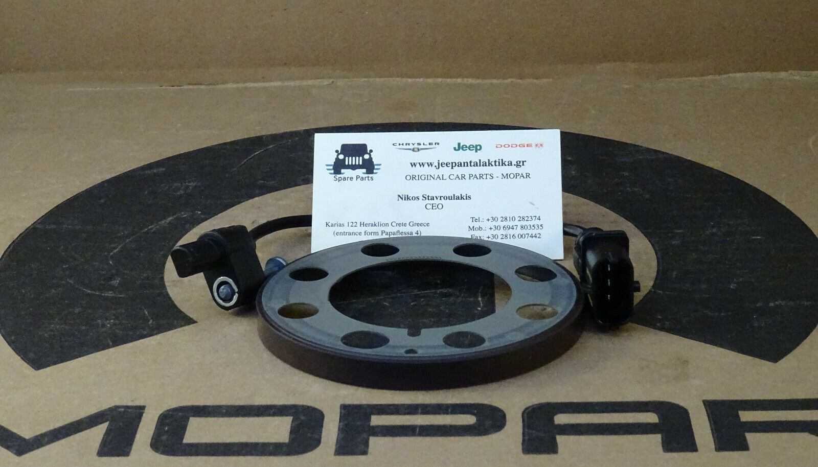 /> 14 1.9 MPV Diesel A05 Z19DTH Sensor De Eje De Manivela Para Opel Zafira 05
