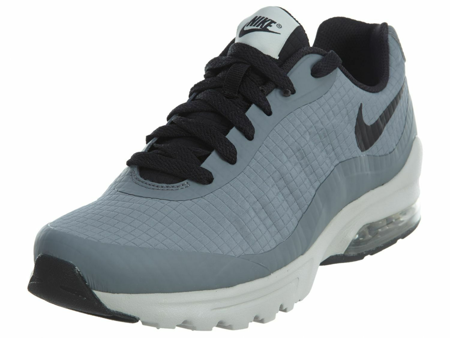 NIKE AIR MAX INVIGOR SE LOW RUNNING MEN SHOES COOL SMOKE 870614-001 SIZE 10 NEW