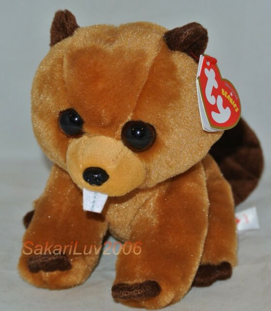 a0a8050f017 2017 Release Ty Beanie Baby RICHIE the Beaver 6