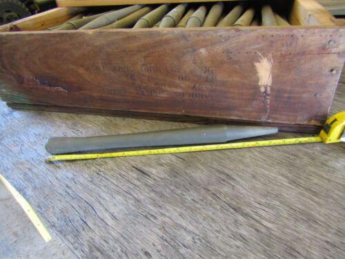 WWII Korea US Military NOS E-tool shovel replacement handle 1949 dated original