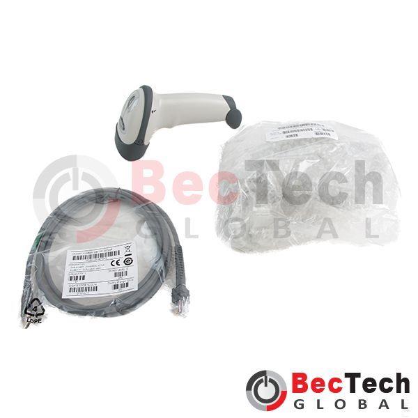 Zebra Technologies Ls2208 Sr20001r Na Ls 2208 Scanner Usb Kit Stand
