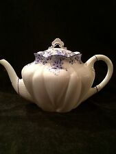 Shelley Dainty Blue 4 Cup Teapot with Lid