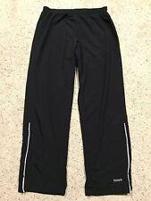 Men's RUNNING ROOM Fit-Wear PANTS Size L/XL WIND PANTS Warm-Up REFLECTIVE B7