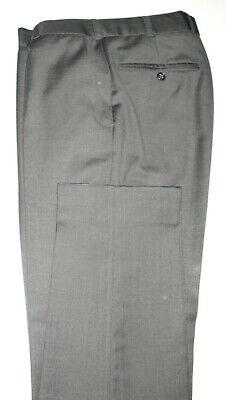 1 Anzug – Grau - Schwarz Gefüttert Kuhn – Maßkonfektion -2 Sumpreme Suiting 18