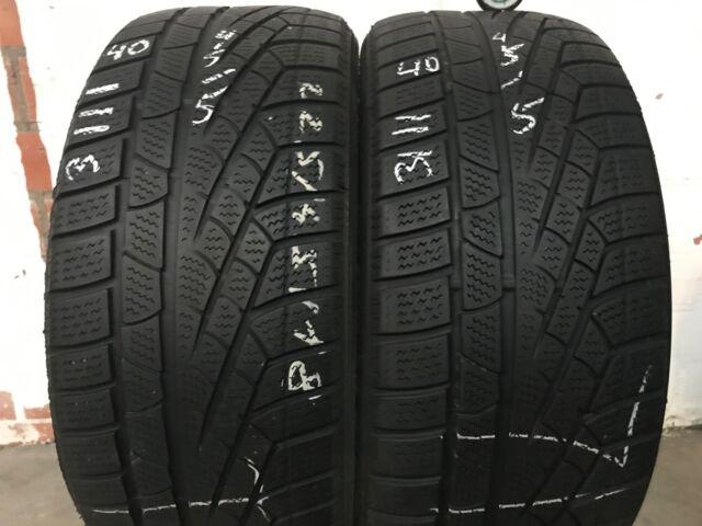 2x los neumáticos de invierno pirelli sottozero w210 225/45 r18 95h m + s sw66