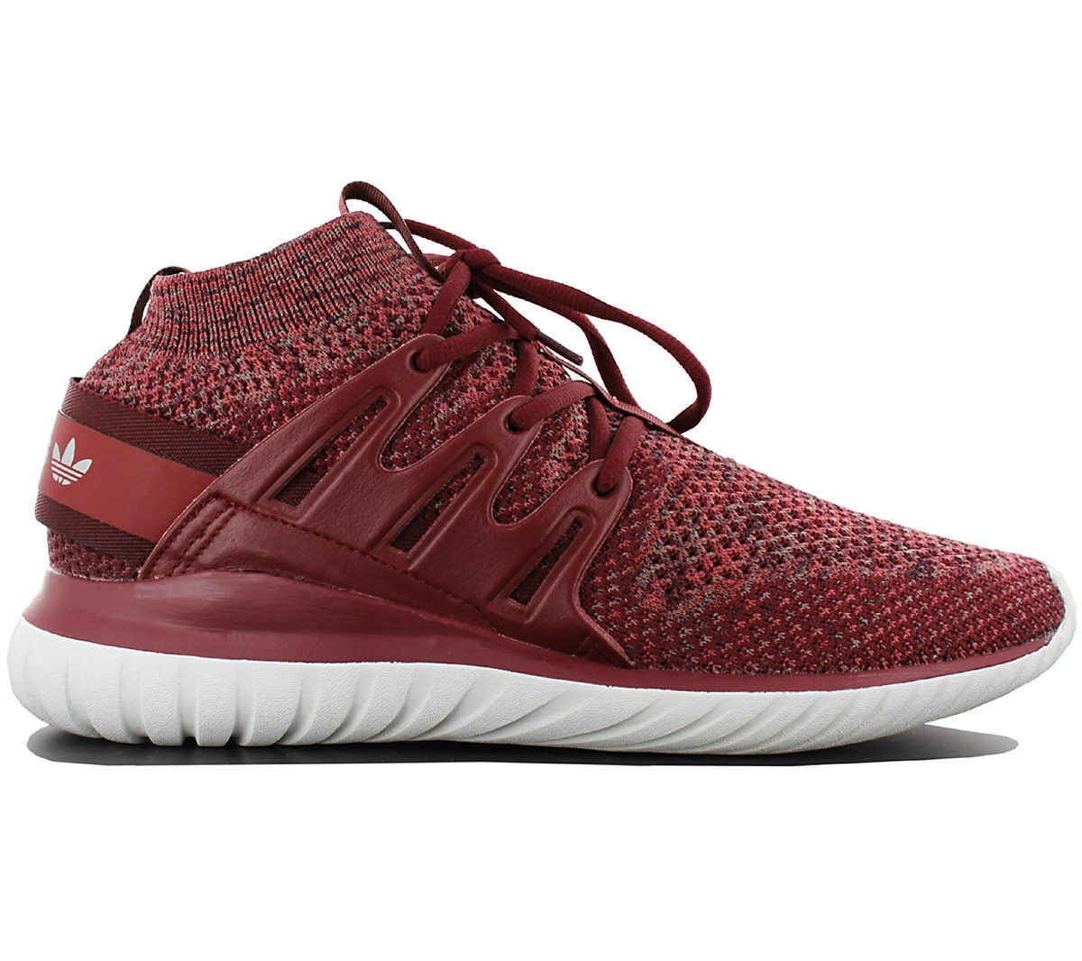 adidas Originals Tubular Nova PK Primeknit Textil Schuhe Sneaker Rot BB8406 NEU