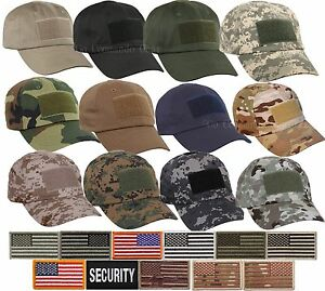 Image is loading Special-Forces-Operator-Tactical-Cap-Hat-w-Patch 77c1c58109a