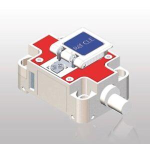 3 X Serrure à pêne à 2 entrées clé NXOP 10 / serrure commande vanne,interupteur