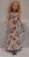 MARY KATE & ASHLEY Olsen Twins Doll Clothes #20 Dress, Necklace & Purse Set