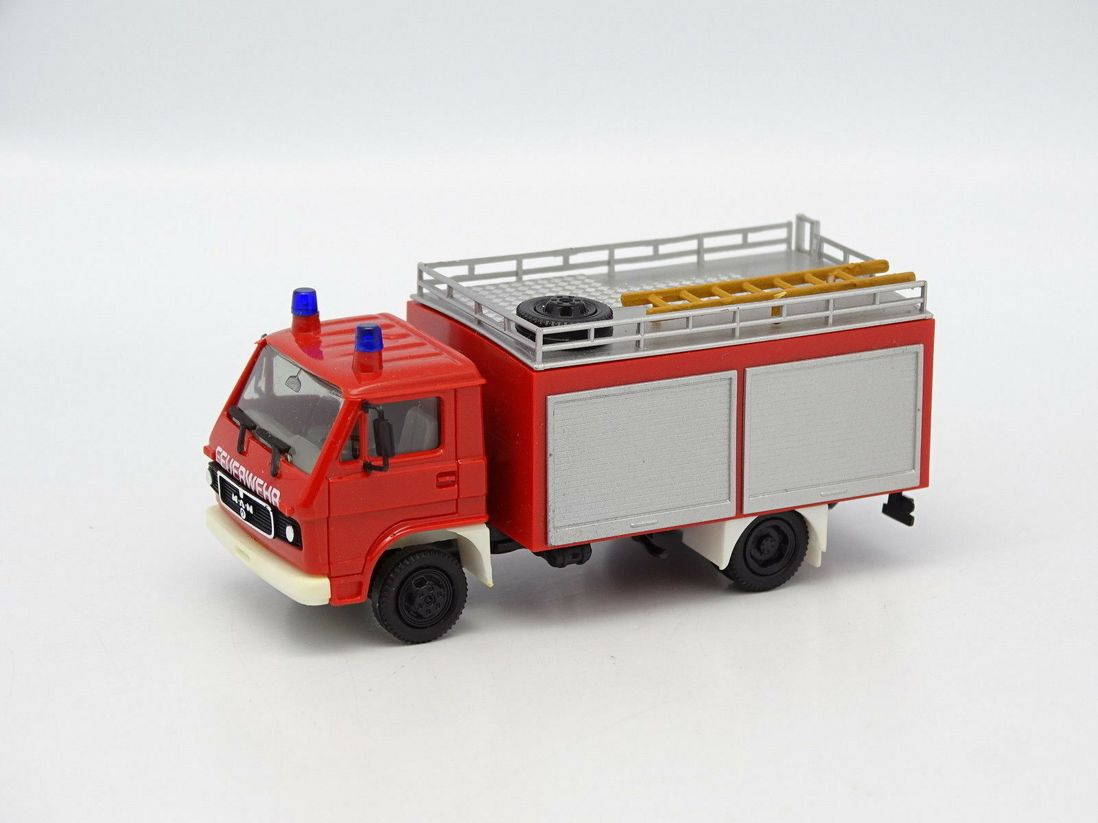 Roco 1 87 HO - - - MAN VW Feuerwehr Firefighters 427219