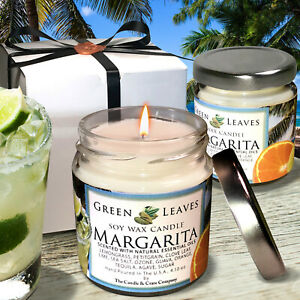 Handmade-Soy-Candles-that-smell-AMAZING-in-4oz-Clear-Jars-Candle-Gift
