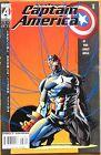 MARVEL COMICS.....CAPTAIN AMERICA VOLUME 1 #448, FEB 1996 COMIC BOOK