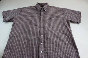 Cinch-Plaid-Cowboy-Pocket-Button-Up-Shirt-Large-L