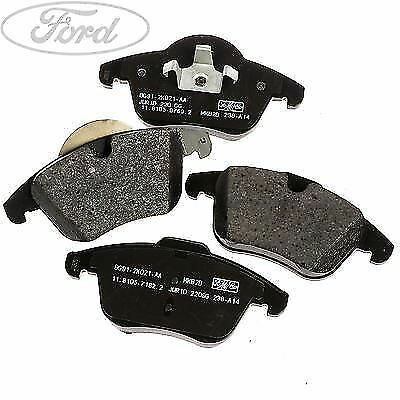 Genuine Ford Galaxy WA6 Mondeo Mk4 S-Max Front Brake Pad Set 1747043