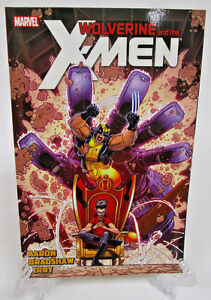 Wolverine-amp-X-Men-by-Jason-Aaron-Volume-7-Marvel-Comics-TPB-Trade-Paperback-New
