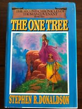 The Second Chronicles of Thomas Covenant: The One Tree Bk. 2 by Stephen R. Donaldson (1982, Hardcover)