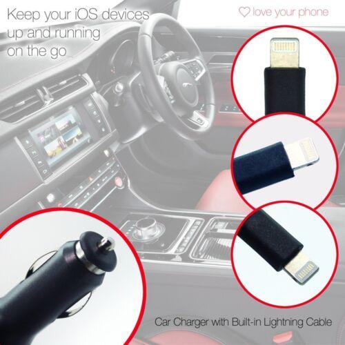 Calidad 12 V teléfono móvil en coche cargador de encendedor de cigarrillos ✔ Vodafone Smart Ultra 7