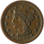 1852-Large-Cent-N-6-R-2-Great-Deals-From-The-Executive-Coin-Company-BBLC3724 thumbnail 1