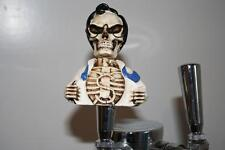 New figural DEAD ZOMBIE SUPERMAN goth home bar kegerator beer tap handle