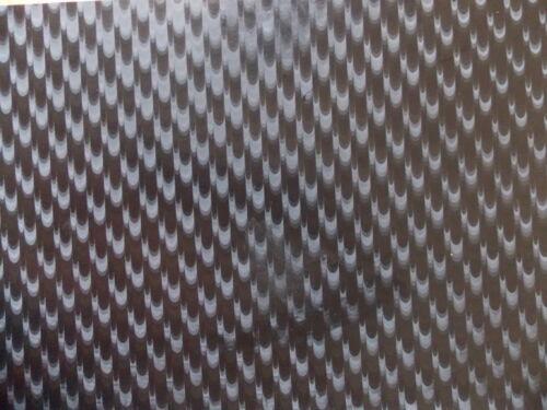 D-C FIX BLACK HOLOGRAM STICKY BACK PLASTIC SELF ADHESIVE VINYL FILM WRAP
