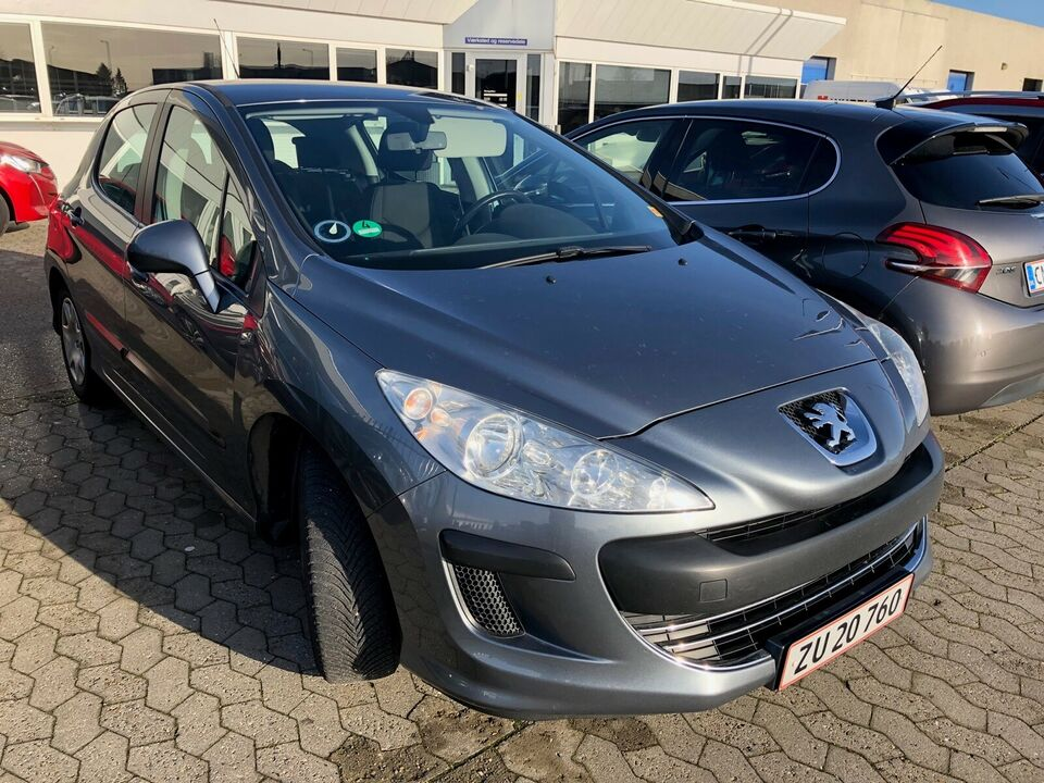 Peugeot 308, Benzin, 2007