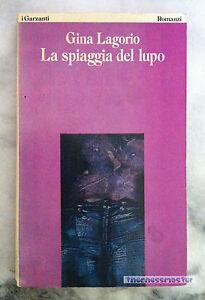 LA-SPIAGGIA-DEL-LUPO-Gina-Lagorio-Ed-Garzanti