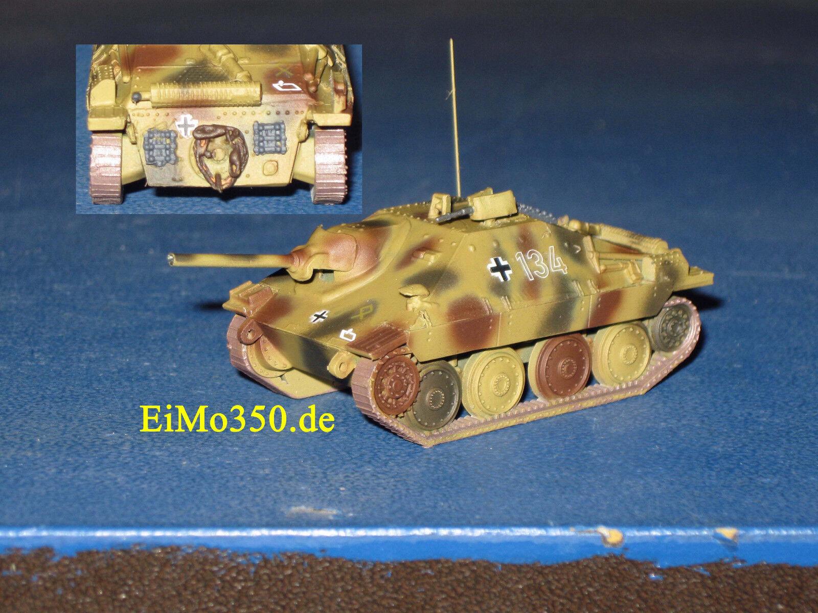 Caccia carri armati  costui  SD. KFZ 138 2 1 87 h0 ROCO Herpa mini serbatoio WKII