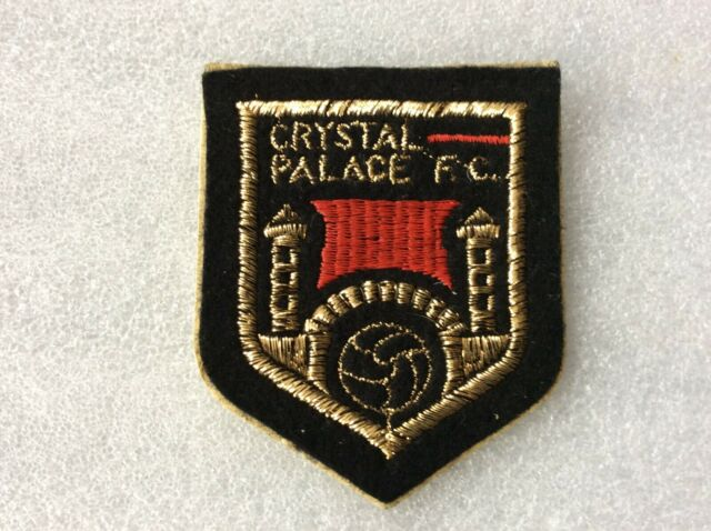 Crystal Palace F.C. Cloth Badge