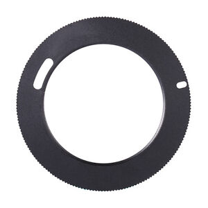 Round-Mount-Adapter-Ring-For-Pentax-Camera-M42-Lens-To-PK-K-Mounts-Black-Durable