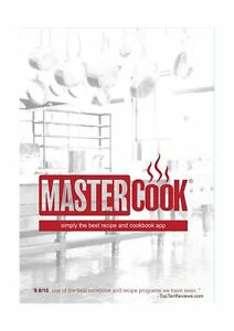 Mastercook 15 Recipe PC