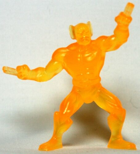 Hasbro Marvel Handful of Heroes Wave 1 2 Wolverine A Translucent Yellow