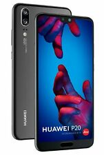 "Huawei SBFTF1010-130-NA P20 5.8"" Display Android 8.1 LTE Unlocked Smartphone,"